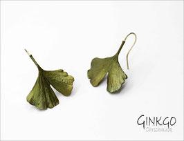 *Ginkgo-Ohrschmuck