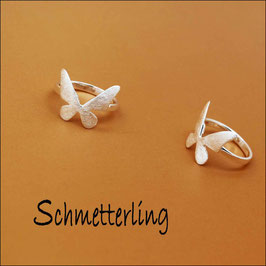 Schmetterling-Ring