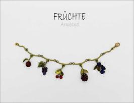 *Früchte - Armband