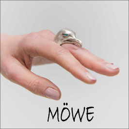 ..Möwen- Ring