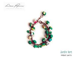 :Jardin Vert - Knospen Armband Lavinie