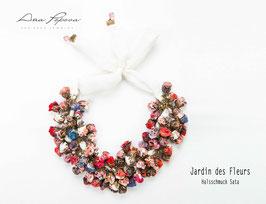 :Jardin des Fleures - Collier Sata