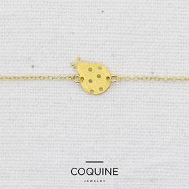 -Marienkäfer - Armband