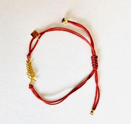 -Olivenzweig - Armband