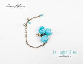 :Le Lagon Bleu -  Armband Gabrielle