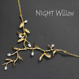 *Night Willow - Collier