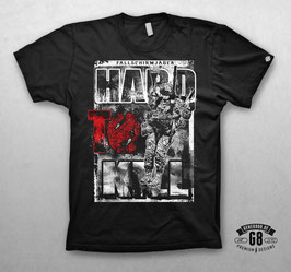 HARD TO KILL FALLSCHIRMJÄGER-Shirt