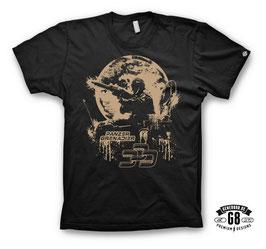 PzGren-Shirt schwarz