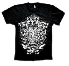 "Triathlon-Shirt ""Tiki"", sz"