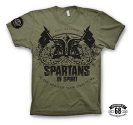 """""""SPARTANS of SPORT - TWINS"""""""