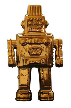 My robot gold