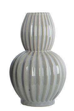 Wave Vase Grey