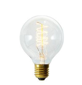 Retro Glühlampe Globe 80
