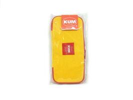 【KUM】フラットペンケース