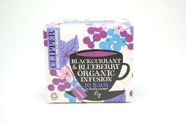 クリッパー 紅茶(ブラックカラント&ブルーベリー)10パック
