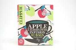 クリッパー紅茶(アップル&エルダーフラワー)10バッグ
