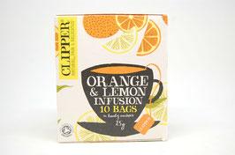 クリッパー紅茶(セントクレメンツ)10バッグ