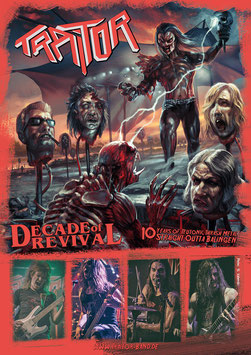 """Poster """"Decade Of Revival"""""""