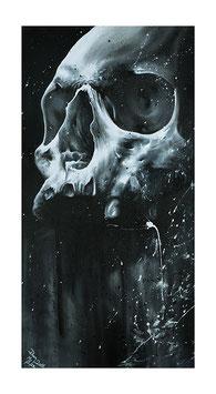 Skully Kunstdruck