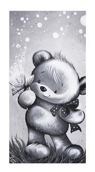 Bear Kunstdruck