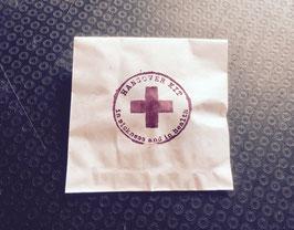 DIY Papiertüte zum Befüllen (8x9.5cm)