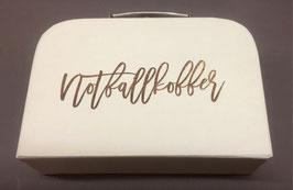 Koffer geeignet als Notfallkoffer oder Geschenkbox