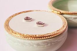 Macaron Porzellandose mit oder ohne Schmuck (Design 4)