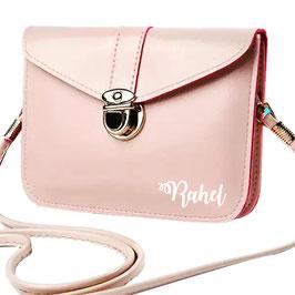 Handtasche rosa für Braut, Trauzeugin, Brautjungfern