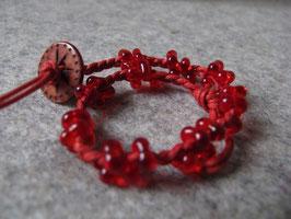 Armband, rot