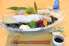 呼子宝凍イカ(小川島漁協)