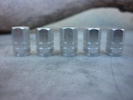 Ventilkappen Aluminium Set