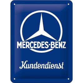 """BENZ KUNDENDIENST"""