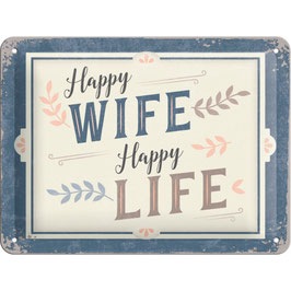 """HAPPY WIFE"""