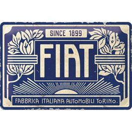 Blechschild FIAT