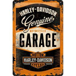 """HARLEY GARAGE"""