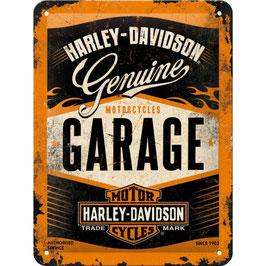 Garagenschild