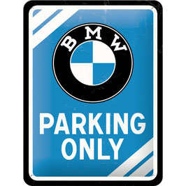 Blechschild für BMW