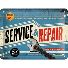 """""""SERVICE & REPAIR"""""""