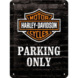 """""""HD PARKING ONLY"""""""