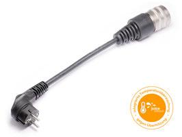 JUICE BOOSTER 2   Adapter für Schuko 230V D