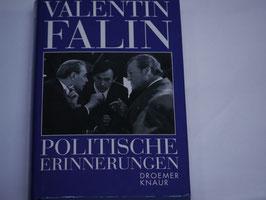 Valentin Falin - Politische Erinnerungen
