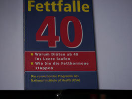 Pamela Peeke - Fettfalle 40
