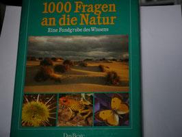 1000 Fragen an die Natur