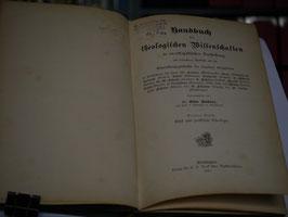 Otto Böckler - Handbuch der theologischen Wissenschaften