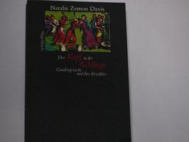 Natalie Zemon Davis - Der Kopf in der Schlinge