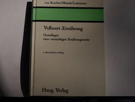 Koerber/Männle/Leitzmann - Vollwert Ernährung