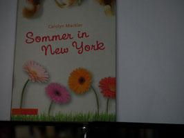 Carolyn Mackler - Sommer in New York