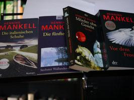 4 Henning Mankell Romane