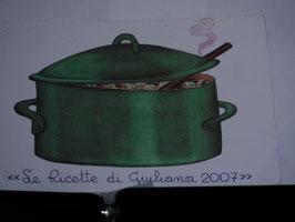 Le Licette di Giuliana 2007