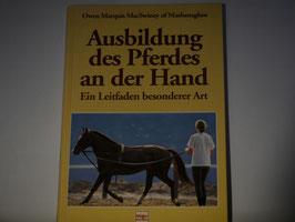 Ausbildung des Pferdes an der Hand